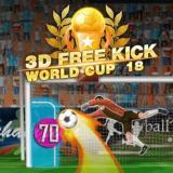 3D Free Kick World Cup 18
