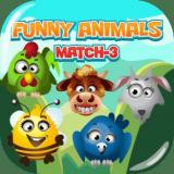 Funny Animals Match3